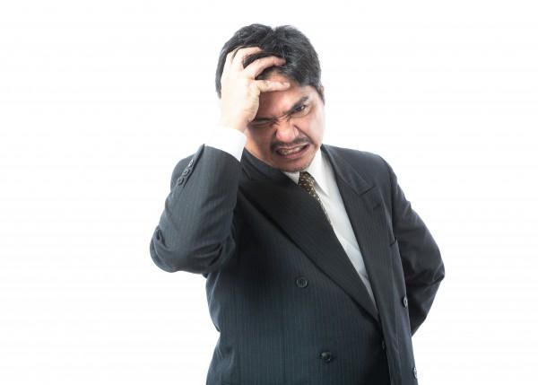 頭皮にできものが出来る原因とは?痛いできものは触ってはいけません!