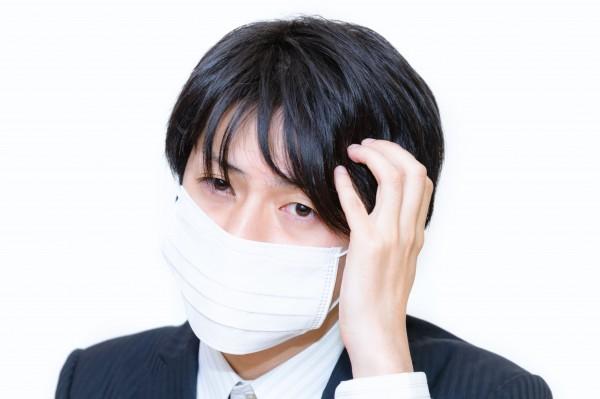 ストレスが原因で頭皮に湿疹が!放って置くとかさぶたの危険性も!