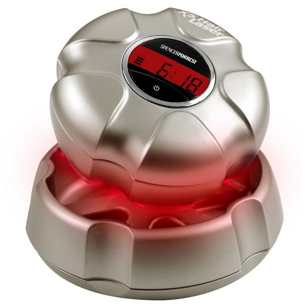 育毛マッサージ器(ヘアレーザーx5)の効果と口コミ!噂を解析