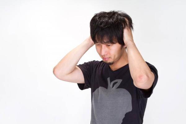 男性の頭頂部(つむじ)からハゲる薄毛の症状を改善できる対策方法!