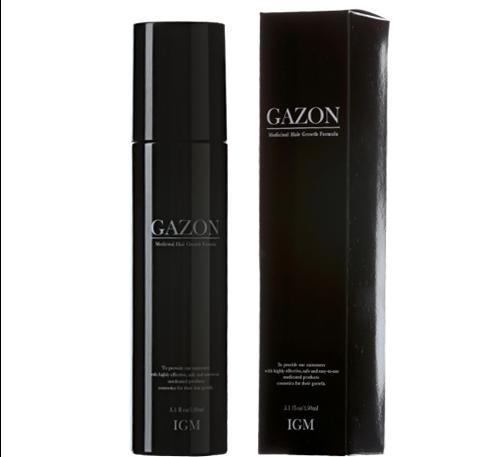 GAZON(ガゾン)育毛剤を解析!薄毛に効く効果とは